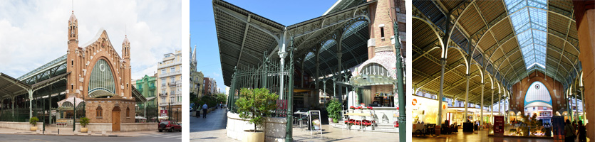 Mercado de Colon in Valencia