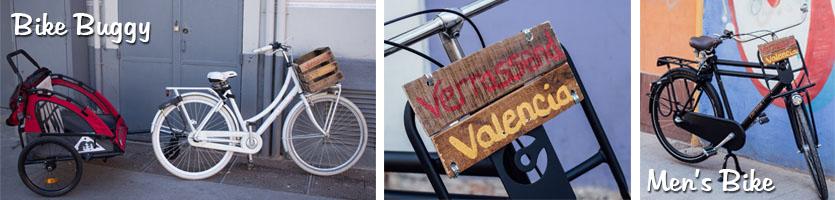 Alquiler el remolque en Valencia