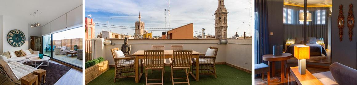 Luxury Attics Ayuntamiento