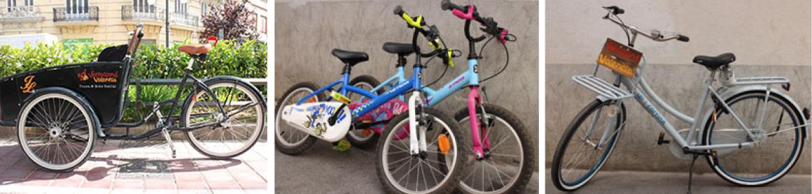 verrassend valencia bikes