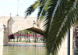 Turia Park Valencia