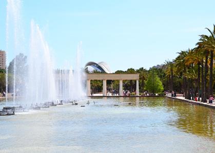 Turia Park Palau de Música