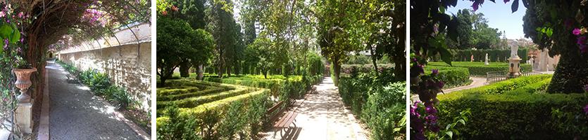Jardines de Monforte in Valencia